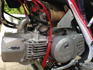 préparation moteur samos racing
